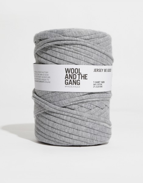 Jersey be good knitting yarns wool and the gang - Gang and the wool ...