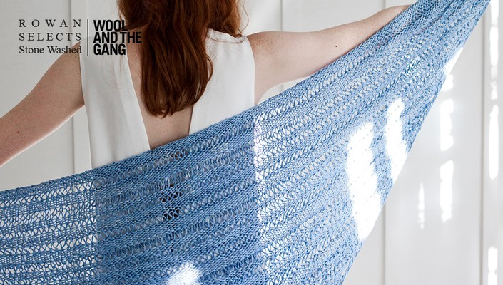 Sweet Marie Shawl Free Pattern