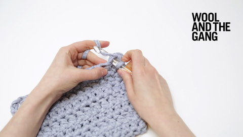 Crochet Slip Stitch Knitting Wool And The Gang