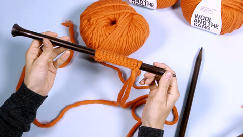 3 how to knit a scarf charlotte