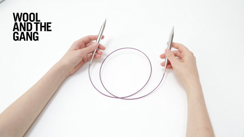 Knitting On Circular Needles