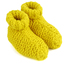 02 big foot socks bigbirdyellow