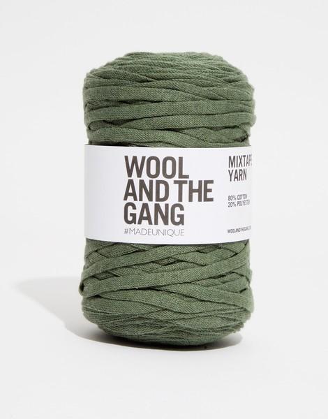 Knitting Patterns Wool And The Gang : Mixtape Yarn Knitting Yarns WOOL AND THE GANG