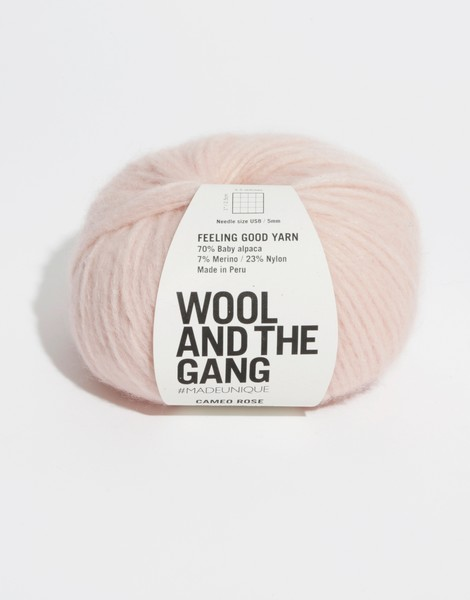 Feeling Good Yarn Women Knitting Yarns WOOL AND THE GANG
