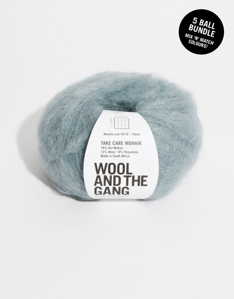 Mohair 205 20ball