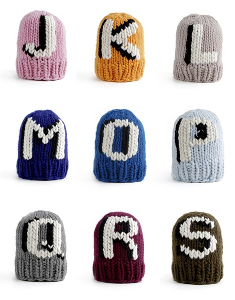 Knitting Patterns For Names : Say My Name Beanie Women Knitting Kit WOOL AND THE GANG