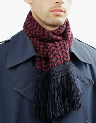 Man In Me Scarf
