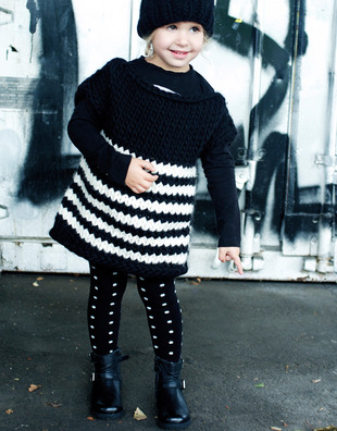 Mini Sailor Sweater Pattern