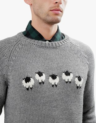 Sheep Thrills Sweater