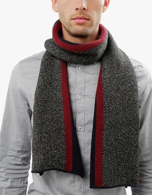 Boys Will Be Boys Scarf