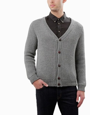 The Candidate Cardigan