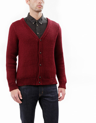 The Candidate Cardigan Pattern