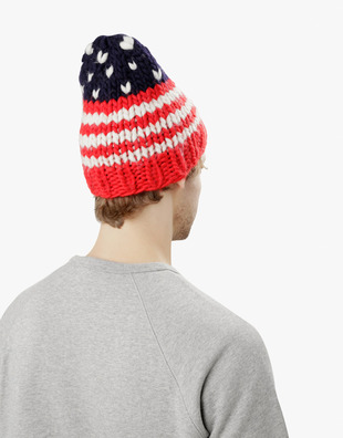 Born in the USA Beanie Pattern