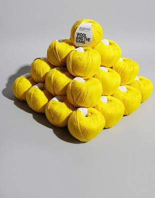 Shiny Happy Cotton Bundle - 7 Balls