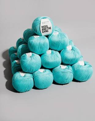 Shiny Happy Cotton Bundle - 10 Balls