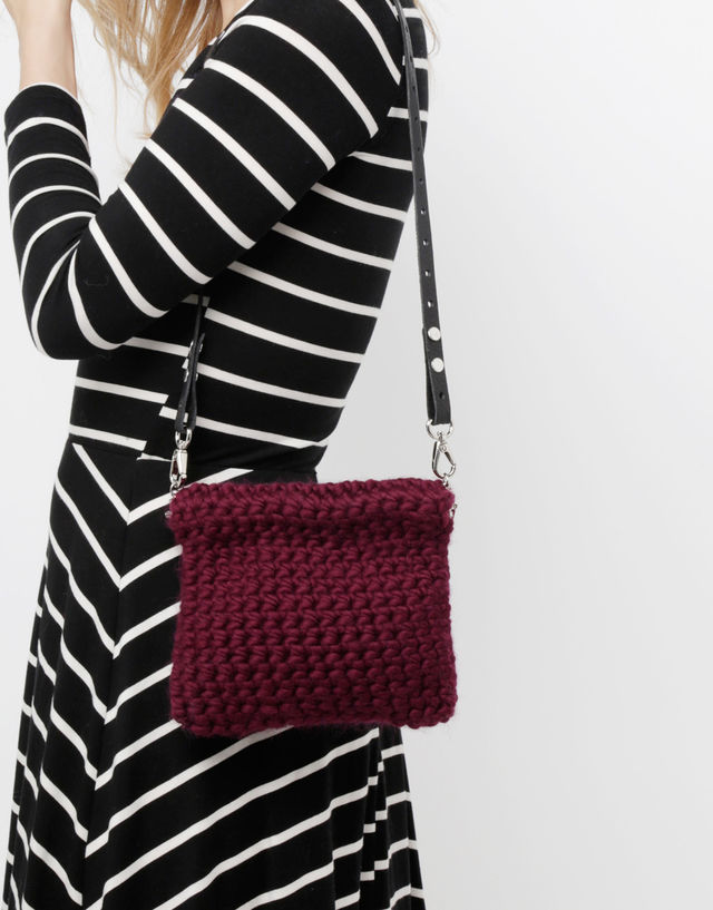 Lil' Cosy Up Clutch