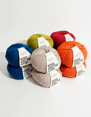 Crazy Sexy Wool Bundle - 8 Balls