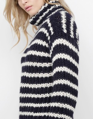 Meryl Stripe Sweater