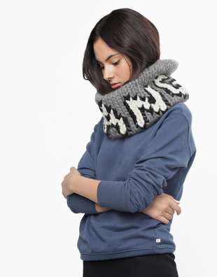 Gang Love Snood Pattern