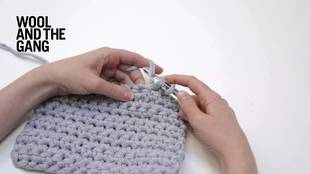Single crochet (US) decrease