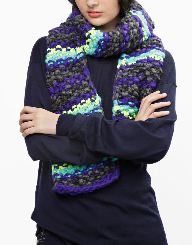 Electric Scarf Pattern