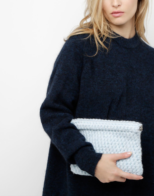 Cosy Up Clutch Pattern