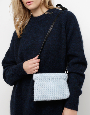 Lil' Cosy Up Clutch Pattern