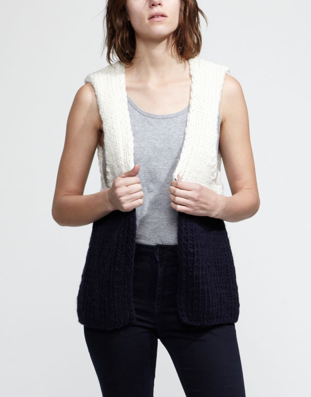 Ice Breaker Cardigan