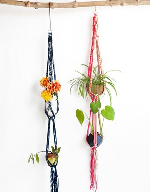 Flower Power Plant Hanger