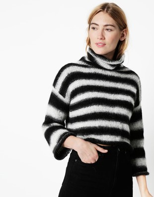 Relax Knit Through It Sweater