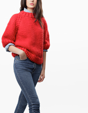 Ashleigh Sweater Pattern