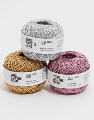 Disco Down Yarn