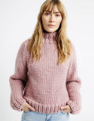 Eden Jumper Knitting