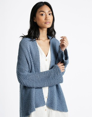Summer Night Cardigan Knitting