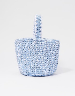 Edie Bag Crochet and Macrame