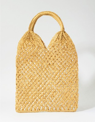 Aura Bag Macrame and Crochet