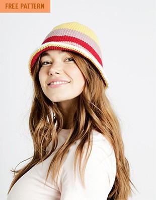 16086886869 Marley Bucket Hat Free Pattern